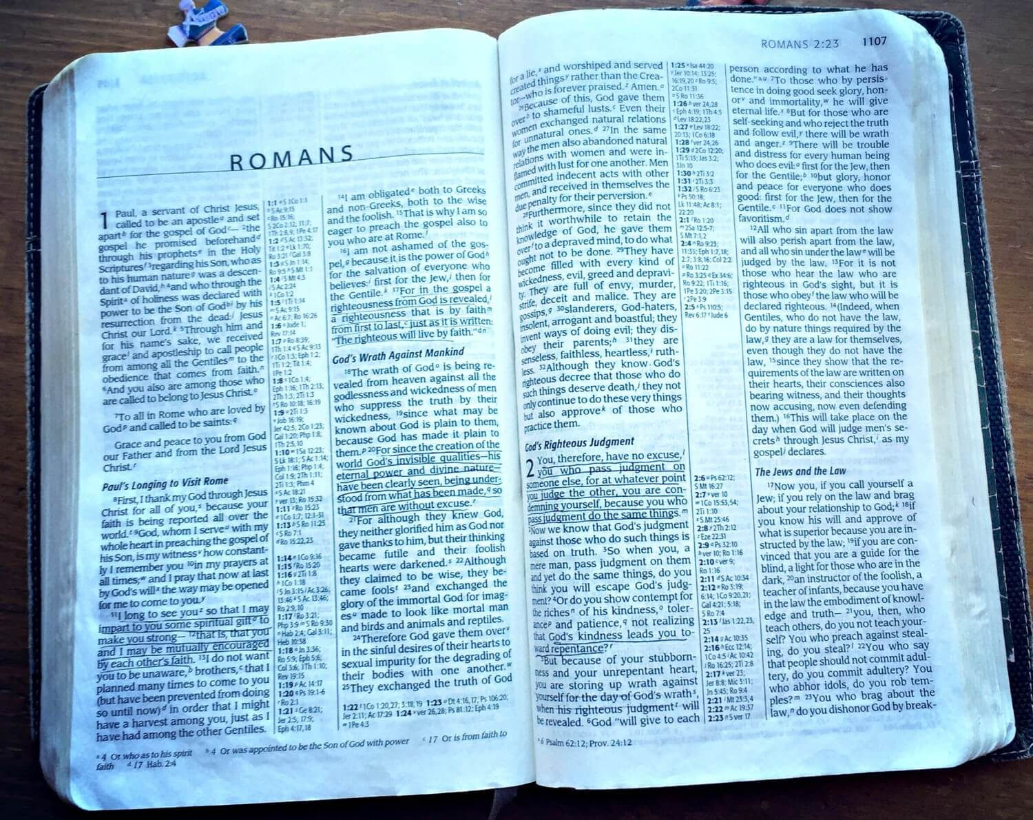 How to Read the Bible When You Feel Stuck – gina m poirier